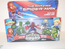 Marvel Spider-Man SuperHero Squad Spider-Man, Gwen Stay, the Lizard 3+