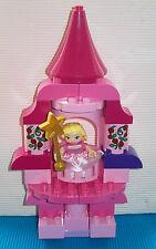 Lego Duplo~Prinzessin im Schloss~Burg~Prinzessinen Schloss~Dornröschen