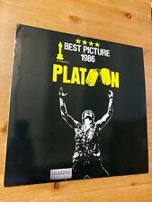 Platoon - Laserdisc - VERY GOOD CONDITION !