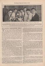 TEXTILE UNION STRIKE & GASTONIAN MURDER - 1929