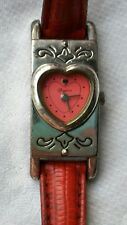 WATCH LABELED BRIGHTON SANTA PAULA FUN FIND COLLECTABLE TIME PIECE