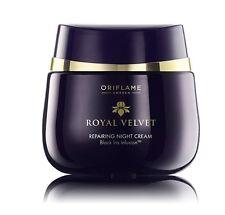 Oriflame Royal Velvet Repairing Night Cream - 50ml