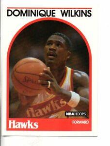 1989-90 HOOPS DOMINIQUE WILKINS (NM/MT) *
