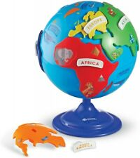 Learning Resources Globe Puzzle/TK create