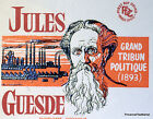 JULES GUESDE 1957 TIMBRE FRANCE Premier Jour FDC Yt 1113