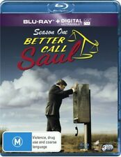 Better Call Saul: Season 1 (Blu-ray/UV) = NEW Blu-Ray Region B