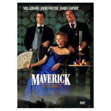 Maverick DVD Mel Gibson, Jodie Foster