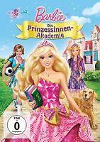 Barbie - Die Prinzessinnen-Akademie von Zeke Norton   DVD   Zustand gut
