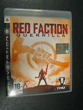 RED FACTION GUERRILLA PS3 usato