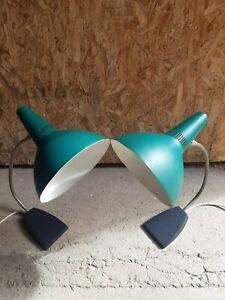 Kaiser Idell - Tisch Leuchte / Tisch Lampe. Modell: 6860 / 114. 60 er Jahre.