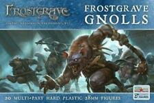 Frostgrave Gnolls Osprey Publishing D&d 28mm Miniatures Warhammer 9th Age