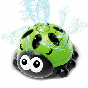 Garden fun water sprinkler Ladybug Ladybird Kids game Garden hose UK seller