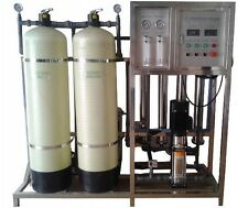 COMMERCIAL REVERSE OSMOSIS RO DESALINATION PLANTL RO 12000 LPD Full Package