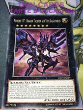 OCCASION Carte Yu Gi Oh NUMERO 107 : DRAGON TACHYON AUX YEUX GALACTIQUES OP09-FR