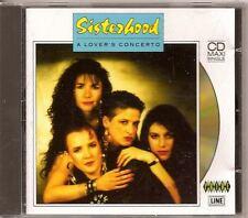 SISTERHOOD A Lover's Concerto RARE  1992 cd single