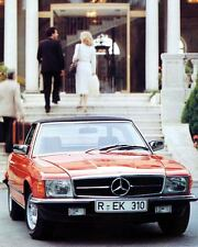 1980 Mercedes Benz 380SL Automobile Photo Poster zc7695-E73YU5
