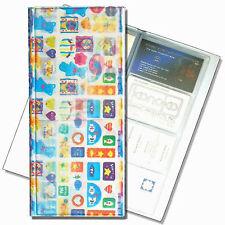 Business Card Book File ID Holder Fish Heart Teddy Bear Lenticular#R-051-BF128#