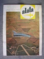 ALATA # 199 - RIVISTA AERONAUTICA - GENNAIO 1962 - BUONO