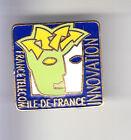 RARE PINS PIN'S .. PTT LA POSTE FRANCE TELECOM ART MODERNE INNOVATION 75 ~BQ