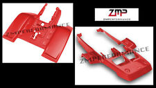 NEW YAMAHA BANSHEE YFZ 350 RED RACE FRONT AND REAR FENDER SET PLASTIC