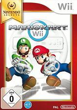Mario Kart -- Nintendo Selects (Nintendo Wii, 2013, Keep Case)