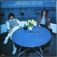 GRIMALDI / SEIHER    33T  LP