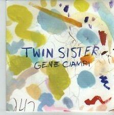 (CW11) Twin Sister, Gene Ciampi - 2011 DJ CD