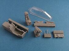 Pavla C72094 1/72 Resin cockpit Heller Mirage F-1CT