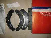 REAR BRAKE SHOES - FITS: VOLKSWAGEN BEETLE & KARMANN GHIA (1964-67)
