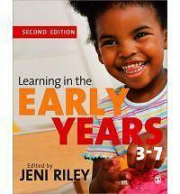 Learning in the Early Years 3-7-ExLibrary