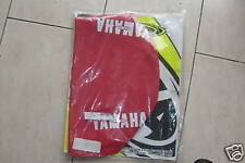 1976-1981 YAMAHA XT 500 RED SEAT COVER.