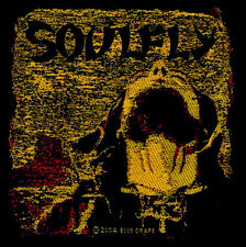 "SOULFLY - Patch Aufnäher- ""Max Cavalera"" - neu"