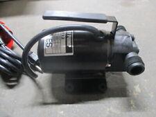 Crane Barnes Portable Utility Pump Bt12