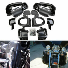 Lower Vented Leg Fairings For Harley 1983-2012 Touring  FLT/ FLHT/ FLHTCU/ FLHRC