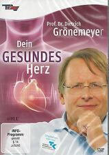 DVD + Prof.Dr. Dietrich Grönemeyer + Dein gesundes Herz + Kreislauf + Gesundheit