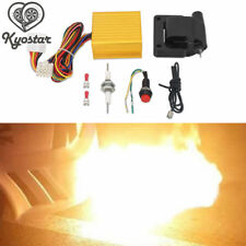 New Single Exhaust Flame Thrower Fire Burner Afterburner Kit for Subaru BRZ WRX
