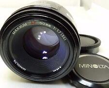 Minolta Maxxum 50mm f1.7 AF Lens for Sony A mount SLR A58 57 37 7 9 cameras