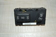 OEM 1994-2002 BMW E38 E39 Driver Side Power Seat Switch Control  528 728 740 540