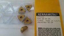 KENNAMETAL WNMA 431. KC9025  **5. INSERTS**
