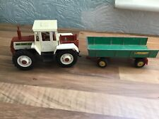 BRITAINS TRACTOR AND TRAILER