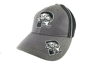 Portland Sea Dogs Baseball Hat Gray Black Stitched 47 Brand 100% Cotton Mens H4
