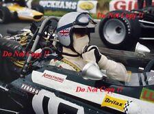 Vic Elford Cooper T86B British Grand Prix 1968 Photograph 2