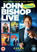 John Bishop - Live - Boîte De Rires DVD Neuf DVD (2EDVD0939)