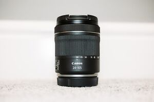 Canon RF 24-105 MM IS STM f4-7.1 Lens