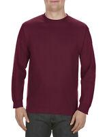 Alstyle Adult 100% Cotton Long Sleeve T-Shirt AL1304 Mens Womens T Shirt S-3XL