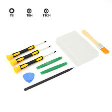 9x Torx T8 T6 T10 Screwdriver Tool for Xbox One Xbox 360  PS3 PS4 Prying Kit