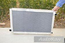 Full Aluminum Radiator for Subaru Impreza WRX STI GC8 92-00 Manual 2 Rows
