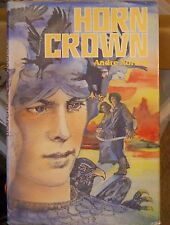 Horn Crown by Andre Norton 1981 1st Book Club Edition Sci-Fi Classic