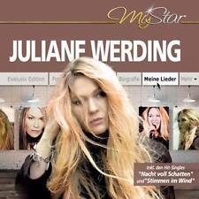 CD NEU JULIANE WERDING MY STAR BEST OF NACHT VOLL SCHATTEN CONNY KRAMER AVALON +