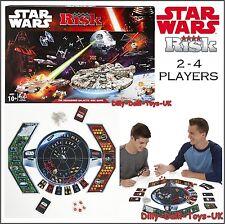 Risk Star Wars édition limitée jeu Board Galactic Empire Vs rébellion dés carte NEUF
